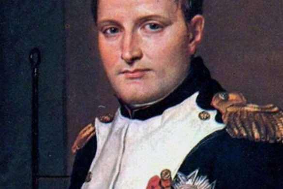 Napoleon Mugshot